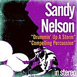 Sandy Nelson Drummin' Up A Storm / Compelling Percussion