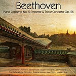 """Cleveland Orchestra Beethoven: Piano Concerto No. 5 """"Emperor"""" & Triple Concerto, Op. 56"""