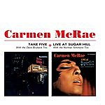 Carmen McRae Take Five + Live At Sugar Hill (Bonus Track Version)