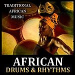Djembe Traditional African Music. African Drums And Rhythms