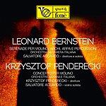 Orchestra Da Camera Italiana Bernstein: Serenade & Penderecki: Concerto Per Violino