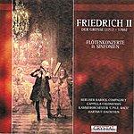 Kammerorchester Carl Philipp Emanuel Bach Frederick II: Flutenkonzerte Und Sinfonien