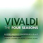 Bohuslav Matousek Vivaldi: The Four Seasons And L'estro Armonico Concertos No. 6, 8 And 9