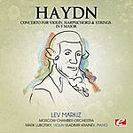 Moscow Chamber Orchestra Haydn: Concerto For Violin, Harpsichord And Strings In F Major (Digitally Remastered)