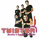 Twister Mochila E Guitarra No Avião