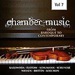 Christian Hommel Highlights Of Chamber Music, Vol. 7