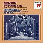Yo-Yo Ma Mozart: Divertimento K. 563 (Remastered)