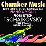 Yehudi Menuhin Chamber Music: Piano & Violin (Recorded 1934)