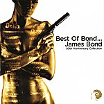 Cover Art: Best Of Bond...James Bond (50th Anniversary Collection)
