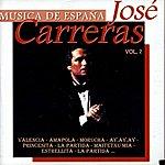 José Carreras Música De España, Vol. 2