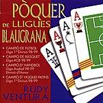 Rudy Ventura Pòquer De Lligues Blaugrana