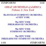 New York Philharmonic Great Orchestras Of America, Vol. 1: New York