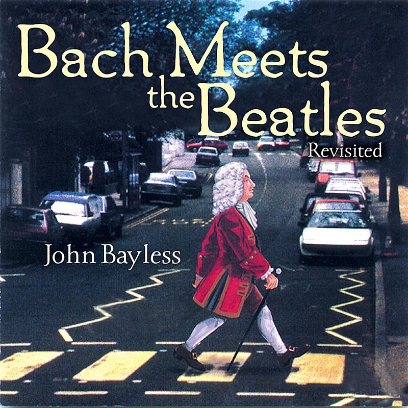 Cover Art: Bach Meets The Beatles (Revisited)