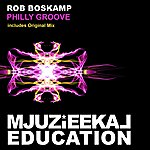 Rob Boskamp Philly Groove