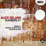 Alexi Delano Numbers Ep