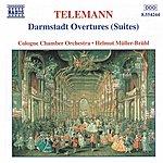 Helmut Müller-Brühl Telemann: Darmstadt Overtures (Suites)