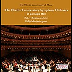 Robert Spano The Oberlin Conservatory Symphony Orchestra At Carnegie Hall