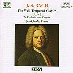 Jenő Jandó Bach, J.S.: Well-Tempered Clavier (The), Book 1