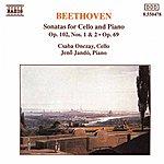Jenő Jandó Beethoven: Cello Sonatas Nos. 3-5