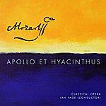 Ian Page Mozart: Apollo Et Hyacinthus