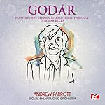 Slovak Philharmonic Orchestra Godár: Partita For 54 Strings, Harpsichord, Timpani And Tubular Bells (Digitally Remastered)