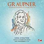 Munich Chamber Orchestra Graupner: Recorder Concerto In F Major, Gwv 323 (Digitally Remastered)