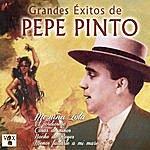 Pepe Pinto Grandes Éxitos De Pepe Pinto