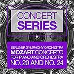Berliner Symphoniker Concert Series: Mozart - Concertos For Piano And Orchestra No. 20 And No. 24