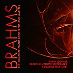 Karin Lechner Brahms: The Complete Piano Concertos And Waltzes