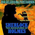 Sir John Gielgud The Adventures Of Sherlock Holmes Vol. 1