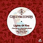 Greenskeepers Lights Of Fire Ep