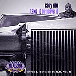 Cory Mo Take It Or Leave It: Chopped Up By O.G. Ron C