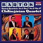 Chilingirian String Quartet Bartok: String Quartets Nos. 1 And 2