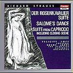Neeme Järvi Strauss: Der Rosenkavalier Suite, Salome's Dance & Capriccio