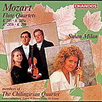 Louise Williams Mozart: Flute Quartets