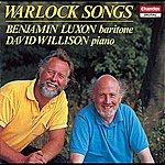 Benjamin Luxon Warlock Songs