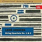 Smetana Quartet Janáček: String Quartets No. 1 And 2 - Classical Anniversary