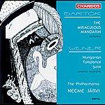 Neeme Järvi Bartok: The Miraculous Mandarin - Weiner: Hungarian Folk Dances Suite