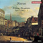 Chilingirian String Quartet Haydn: String Quartets, Op. 71, Nos. 1-3
