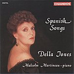 Della Jones Spanish Songs