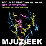 Paolo Barbato Get Up Everybody (Feat. Mr. Maph)