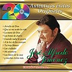 José Alfredo Jiménez 20 Auténticos Éxitos Originales - José Alfredo Jiménez, Vol. 2