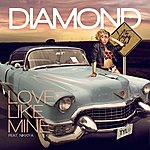 Diamond Love Like Mine (Feat. Nikkiya) - Single