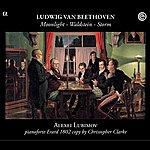 Alexei Lubimov Beethoven: Moonlight, Waldstein & Storm