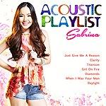 Sabrina Acoustic Playlist