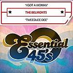 The Belmonts I Got A Woman / Tweedlee Dee (Digital 45)