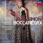 Thomas Hampson Verdi: Simon Boccanegra