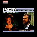 Gerhard Oppitz Prokofiev: Sonatas For Violin And Piano