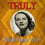 Patti Page Truly Patti Page, Vol. 3