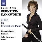 Emma Johnson Music for Clarinet and Piano